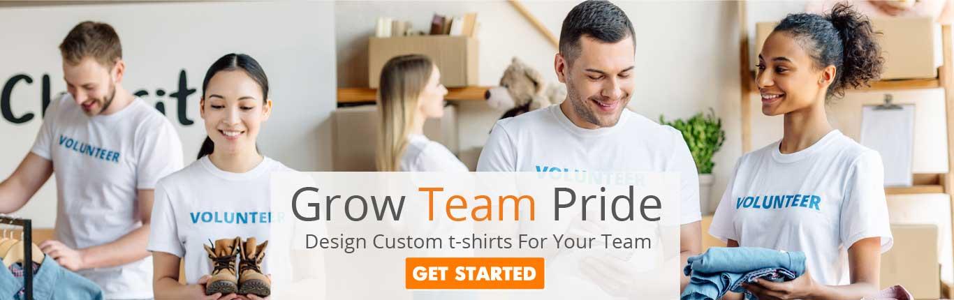 Custom T-Shirts in delhi