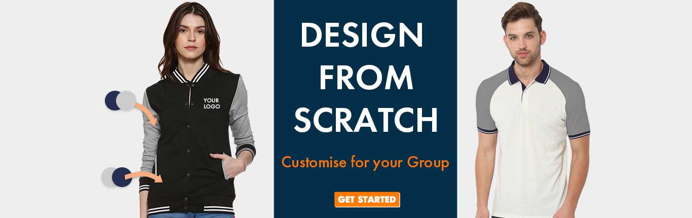 Custom T-Shirt Manufacturers in thane