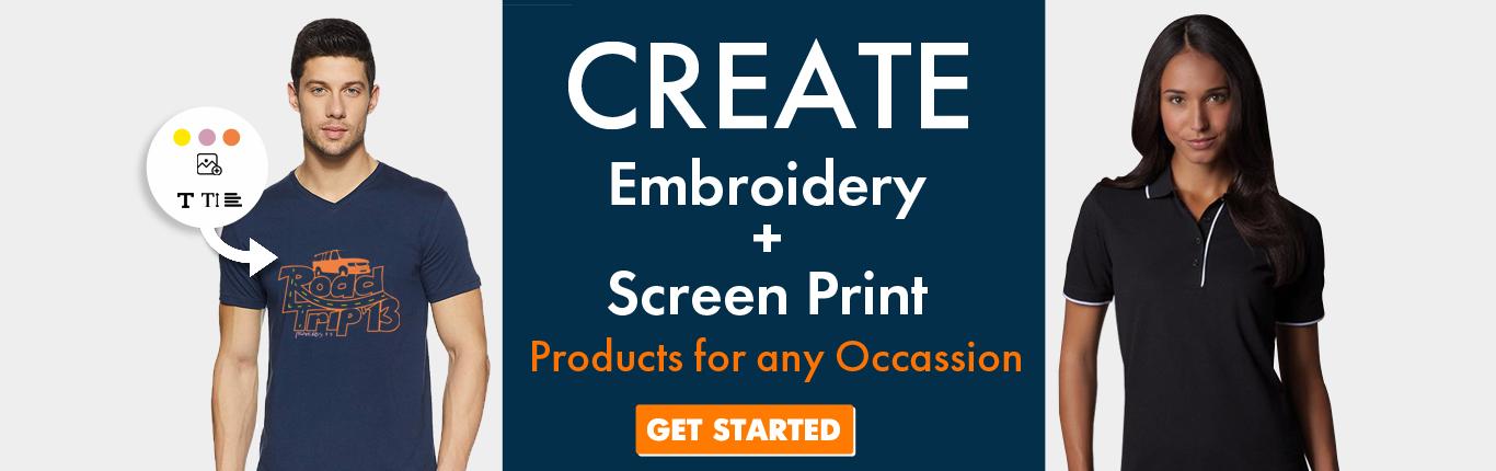 T-Shirt Printing Online Agra