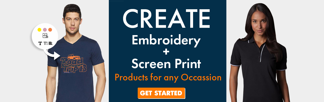 Custom T-Shirt Printing in Pune