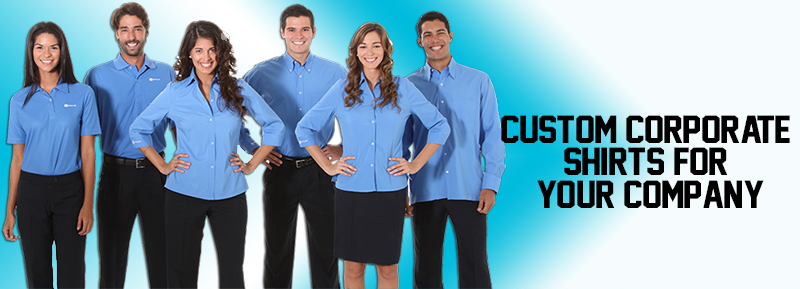 Custom Corporate Shirts for Your Company