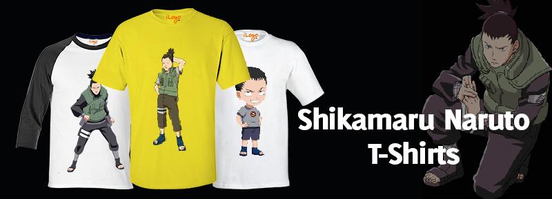 Shikamaru Naruto