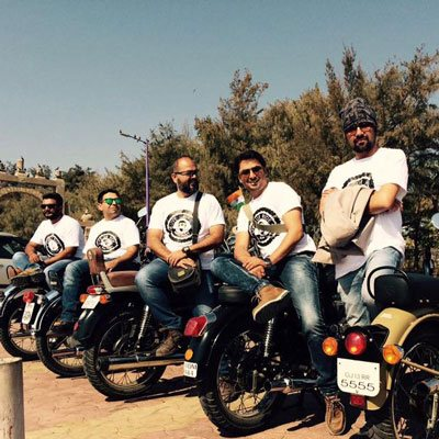 customized Biker T-Shirts