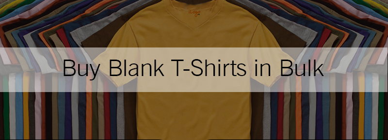 Where can I get Blank T-Shirts in Bulk?