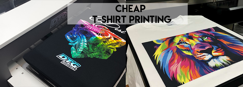 Where can I get T-Shirt Printed in bulk at low price?