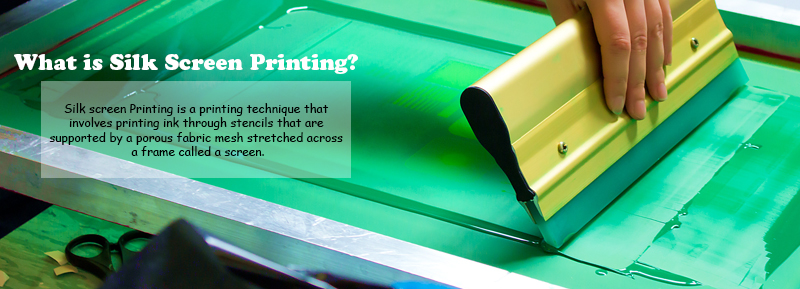 What is Silk Screen Printing?