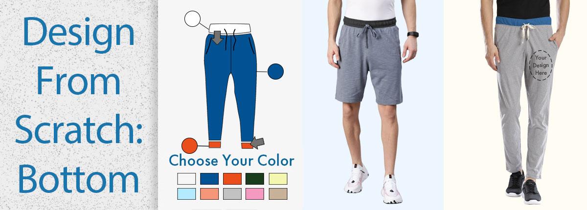 Design From Scratch: Bottomwear