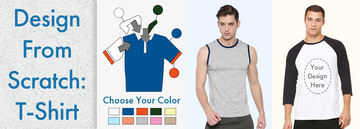 Create from Scratch: T-Shirts