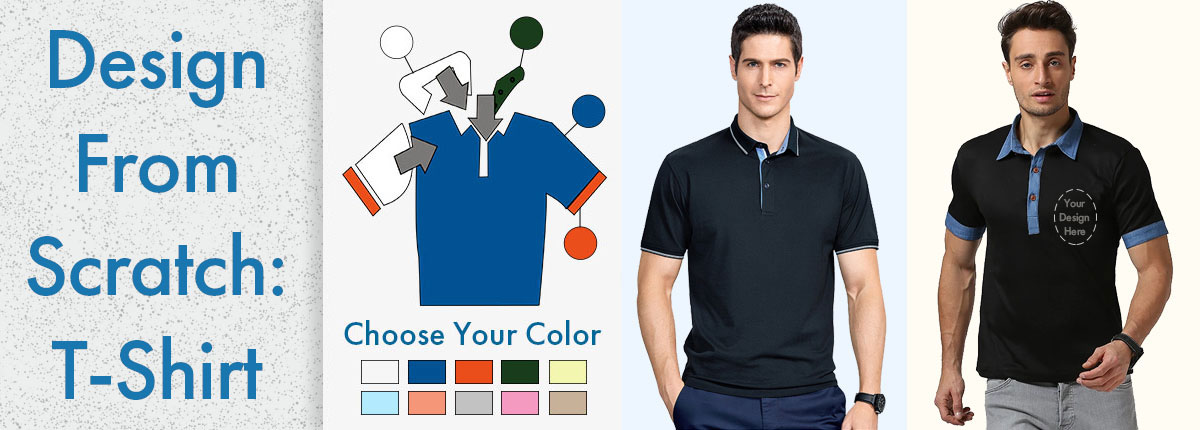 Create From Scratch: Polo Shirts