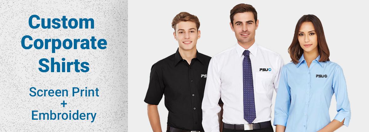 Customized Corporate Shirts