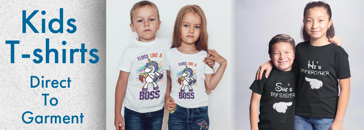 Personalized Kids T-Shirts