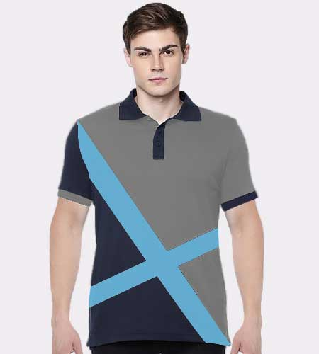 Tailormade Plus Cut and Sew Polo Shirt