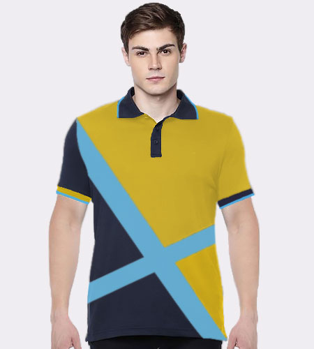 Tailormade Plus Cut and Sew Polo Shirt with Tip