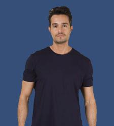 custom Personalized Men's T-Shirt