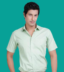 Men's Corporate half Sleeves Shirt