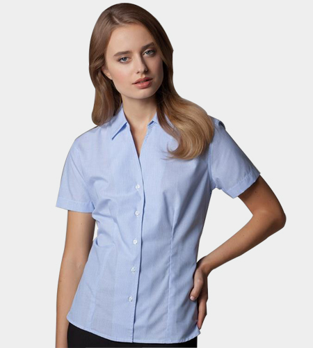 Women's Half sleeve Corporate Shirt