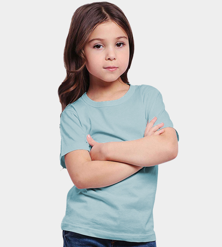 Personalized Girl's T-Shirt