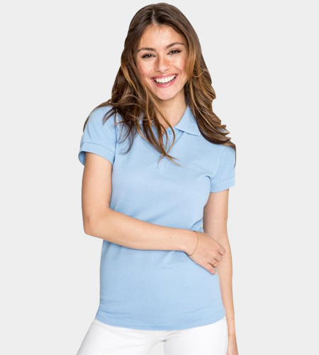 custom Women's Premium Polo Shirts