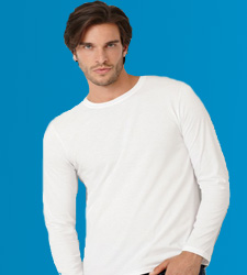 custom Personalized Men's Full Sleeves T-Shirt