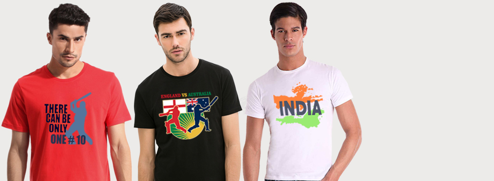 cricket t-shirts