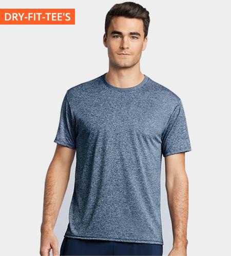 Custom Sports T-Shirts