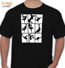 Retro DANSE T-Shirt