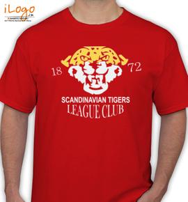 LEAGUECLUB - T-Shirt