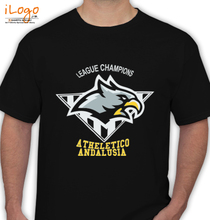 Retro ATHELETICO-ANDALUSIA T-Shirt