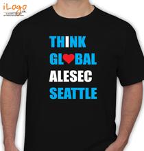 Geek aiesec-seattle-t-shirt-by-jeha-dfzl T-Shirt
