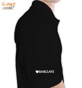 BARCLAYS- Right Sleeve