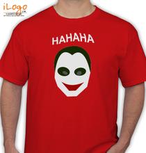 Geek Sheldon-Cooper-Joker-Tshirt-small T-Shirt