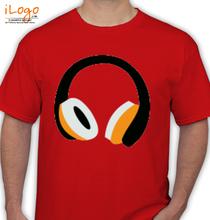 Geek headphones-medium T-Shirt
