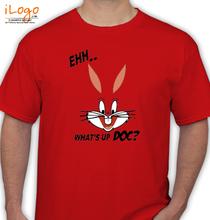 Geek WHATS-UP-DOC T-Shirt