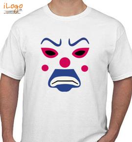 joker sad - T-Shirt