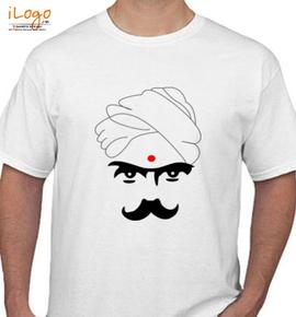tamil man - T-Shirt