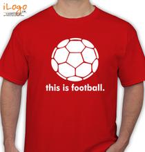 Manchester FOOTBALL T-Shirt