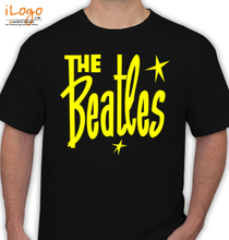 Play Music -beatles-t-shirt-the-beatles-star T-Shirt