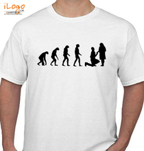 Love Evolved-to-Engagement T-Shirt