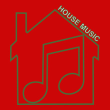 house-music///// T-Shirt