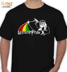 wizard pride - T-Shirt