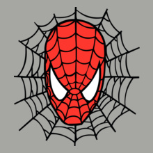 Super Heros spider-man-t-shirt-children T-Shirt