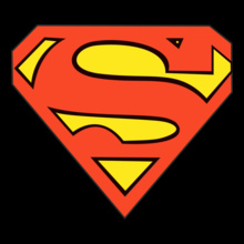 Super Heros SUPERMAN T-Shirt