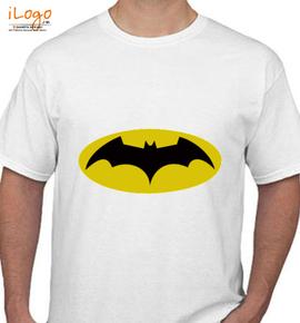 logo batman - T-Shirt