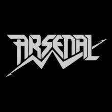 Football Rock-of-Ages-Arsenal-Band T-Shirt