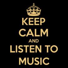 Keep Calm keep-calm-and-listen-to-music T-Shirt