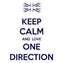 Keep Calm keep-calm-and-one-direction T-Shirt