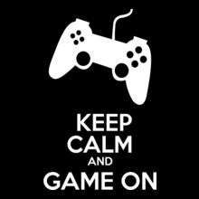 keep-calm-and-game-on T-Shirt