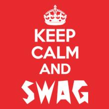 Keep Calm keep-calm-and-swag T-Shirt