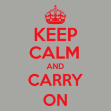 Keep Calm keep-calm-carry-on T-Shirt