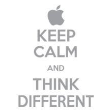 Keep Calm keep-calm-think-different T-Shirt